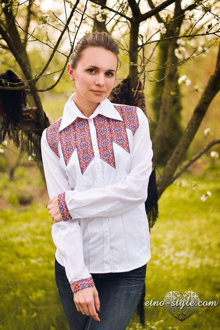Вишита Блузка В Красноярске